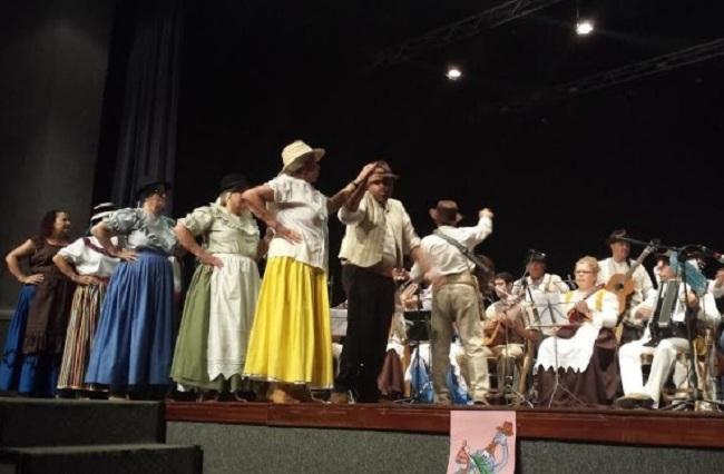 EMM de San Bartolomé de Tirajana, folclore