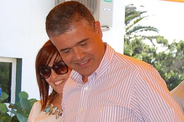Francisco González y Gema Sabina