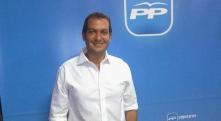 El PP de Santa Lucía denuncia el mal estado del parque infantil de Casa Pastores