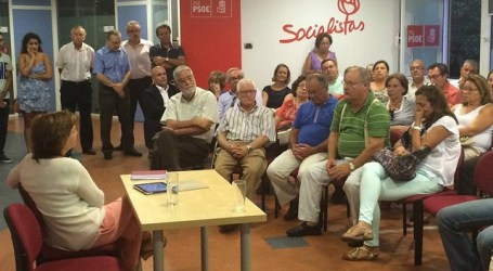 """El socialista García Carrillo asegura que en el PSOE ya está todo el """"pescao"""" vendido"""
