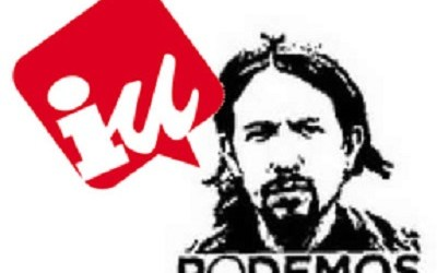 IUC confirma su intención de mantener conversaciones con Podemos