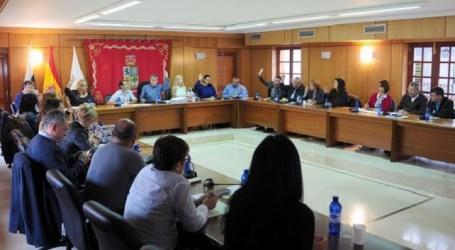 El pleno de San Bartolomé de Tirajana aprueba modificaciones presupuestarias