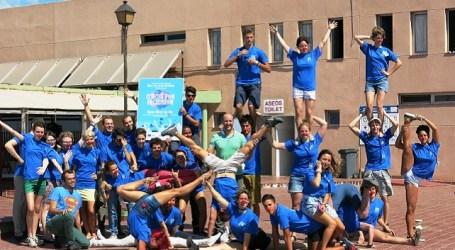 Más de 30 jóvenes europeos participan en Santa Lucía del 'Circus for Inclusion'