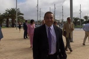 Roberto Martel, concejal de Deportes y Servicios Sociales