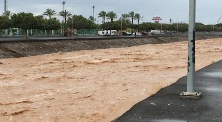 Los municipios del sur suspenden las actividades por el temporal de lluvia