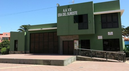 Santa Lucía destina más de 2,5 millones a mejoras de infraestructuras sociales