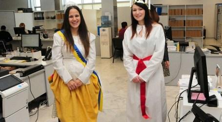 Las Lucías sueca y canaria vuelven a visitar San Bartolomé de Tirajana