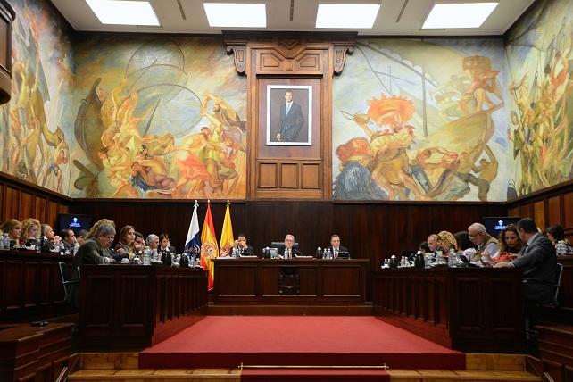Pleno de los Presupuestos, diciembre 2014