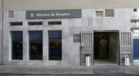 El paro cae en Canarias en 406 personas y se sitúa en 265.385 demandantes
