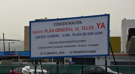 Un empresario anuncia una huelga de hambre si Telde no pone fecha para aprobar el PGO