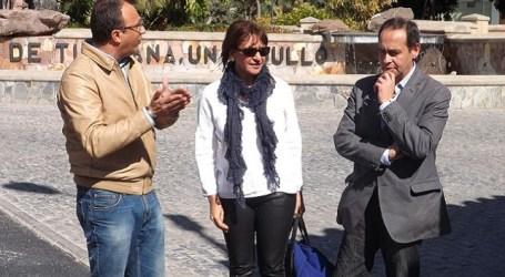 El Cabildo aporta un millón de euros para obras en Santa Lucía