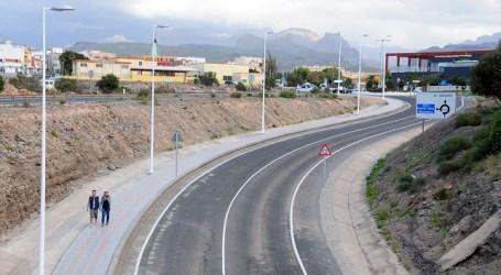 Maspalomas estrena enlace peatonal entre El Tablero y Sonnenland