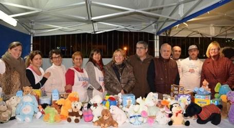 La II Fiesta Infantil Solidaria congrega a casi 2000 vecinos en Maspalomas