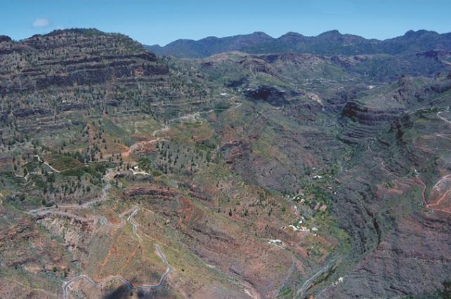 Las Filipinas, en Mogán (Gran Canaria)