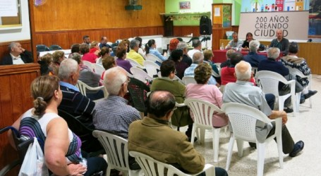 Más de medio millar de vecinos participan en el 'Santa Lucía Barrio a Barrio'