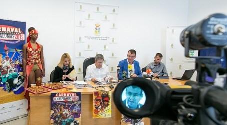 Marlene Mourreau y Carmen Russo presentarán el Carnaval de Maspalomas