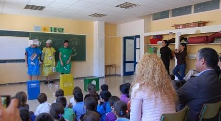 Los colegios de Mogán participan en el proyecto Eco-escuelas