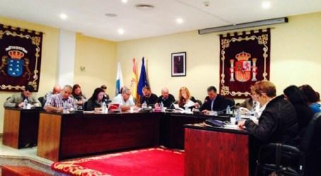 El pleno de Mogán aprueba de manera definitiva el Presupuesto General para 2015