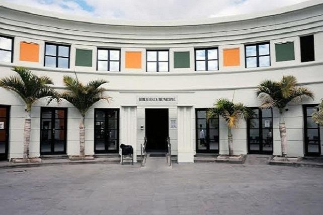 Biblioteca Municipal de Maspalomas