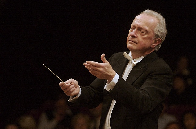 Antoni Wit, director de orquesta