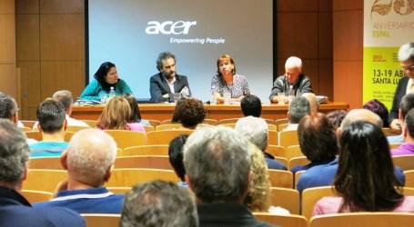 El Espal presenta su libro '25 años de ternura', de Juan García Luján