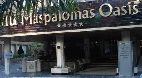 Riu reclama 733.000 euros al FSOC por la huelga del hotel Oasis Maspalomas