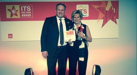 El Sandy Beach de Playa del Inglés ha recibido el premio ITS Red Star Award