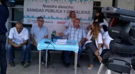 Canarias se moviliza contra el desmantelamiento de la Sanidad Pública