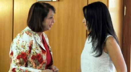 La exalcaldesa Mari Pino Torres se despide en la última sesión plenaria