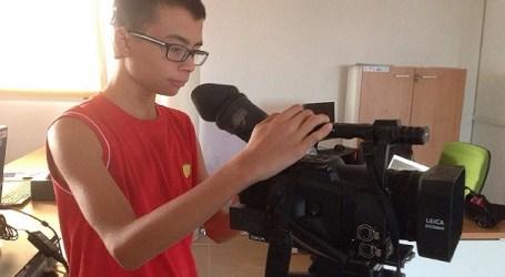 El Urban adentra a los jóvenes en el mundo de la realización televisiva