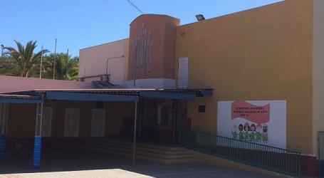 Mogán invierte casi 100.000 euros en el mantenimiento de centros escolares
