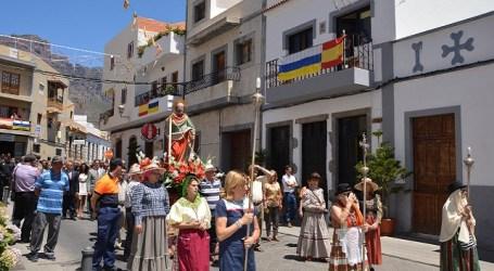 Tirajana rinde honores al patrono San Bartolomé bajo un calor soportable