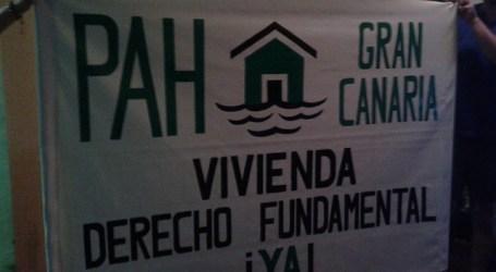 Las PAH de Gran Canaria solicita el indulto para Josefa Hernández