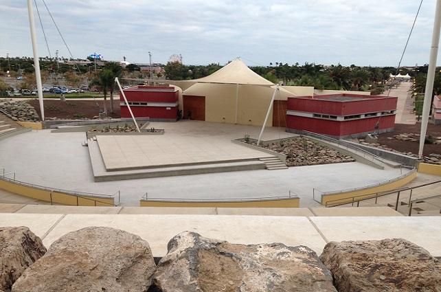 Parque del Sur, anfiteatro