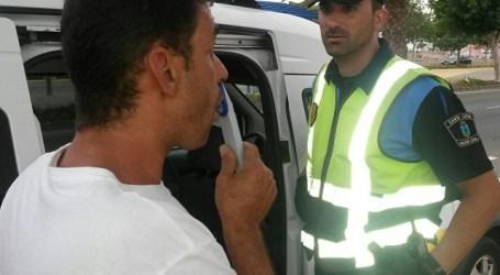 La Policía Local santaluceña sanciona a 24 conductores por drogas y alcohol