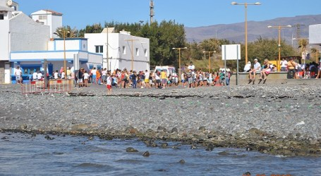 Pozo Izquierdo despide el verano con la Fiesta de la Arrancadilla y el Agua