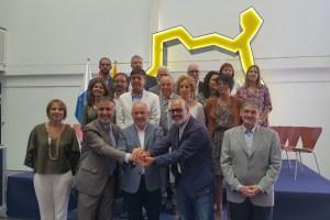Grupo de Gobierno (NC-PSOE y Podemos)