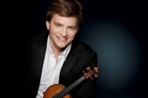 Valeriy Sokolov, violinista
