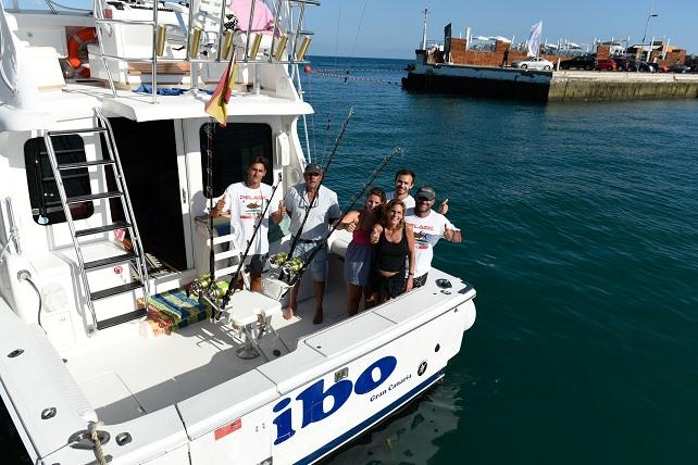 Pasito Blanco, tripulación ganadora 2015