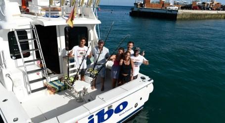 La tripulación del Ibo consigue el primer premio de Pesca de Altura Pasito Blanco