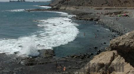 Llega una patera con 42 subsaharianos a la costa de San Bartolomé de Tirajana