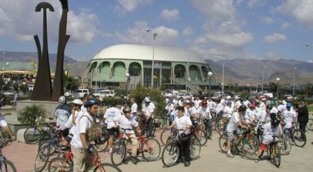 La I Feria de la Bicicleta abre la Semana Europea de la Movilidad en Santa Lucía