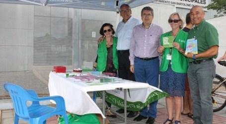 La Asociación Contra el Cáncer organiza en Maspalomas una campaña preventiva