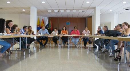 Santa Lucía pide cambiar la normativa de los comedores escolares para ampliar el acceso