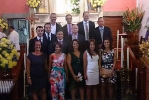 Grupo de gobierno de Mogán (Ciuca-PSOE)