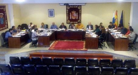 Mogán aprueba la modificación del Reglamento Municipal de Transportes