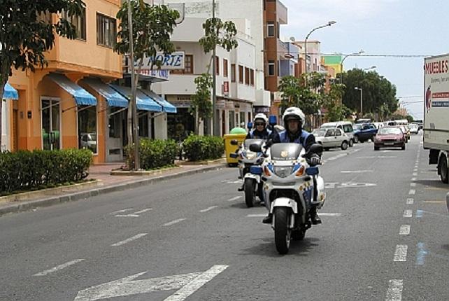 Policía Local de Santa Lucía de Tirajana