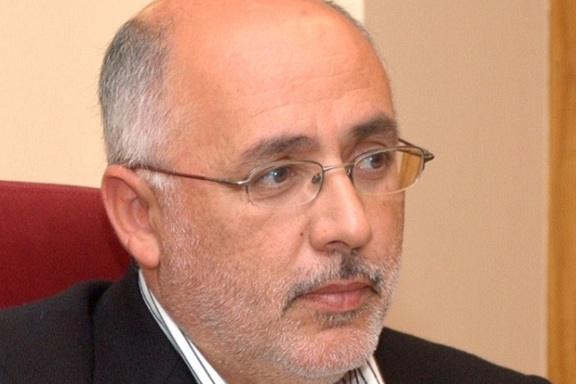 Antonio Morales, presidente del Cabildo de Gran Canaria (Foto: Yaiza Socorro)