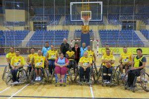 Club Baloncesto en Silla de Ruedas Sureste Gran Canaria Santa Lucía