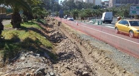 El Cabildo de Gran Canaria instala alumbrado público eficiente en El Veril